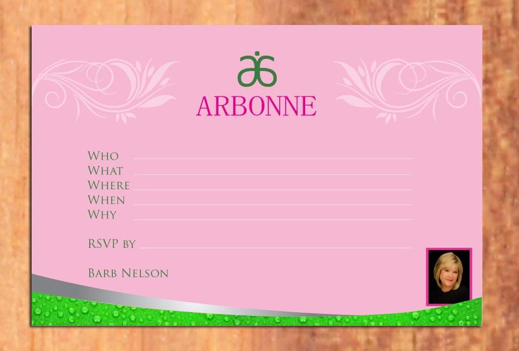 Greeting card / Invitation design