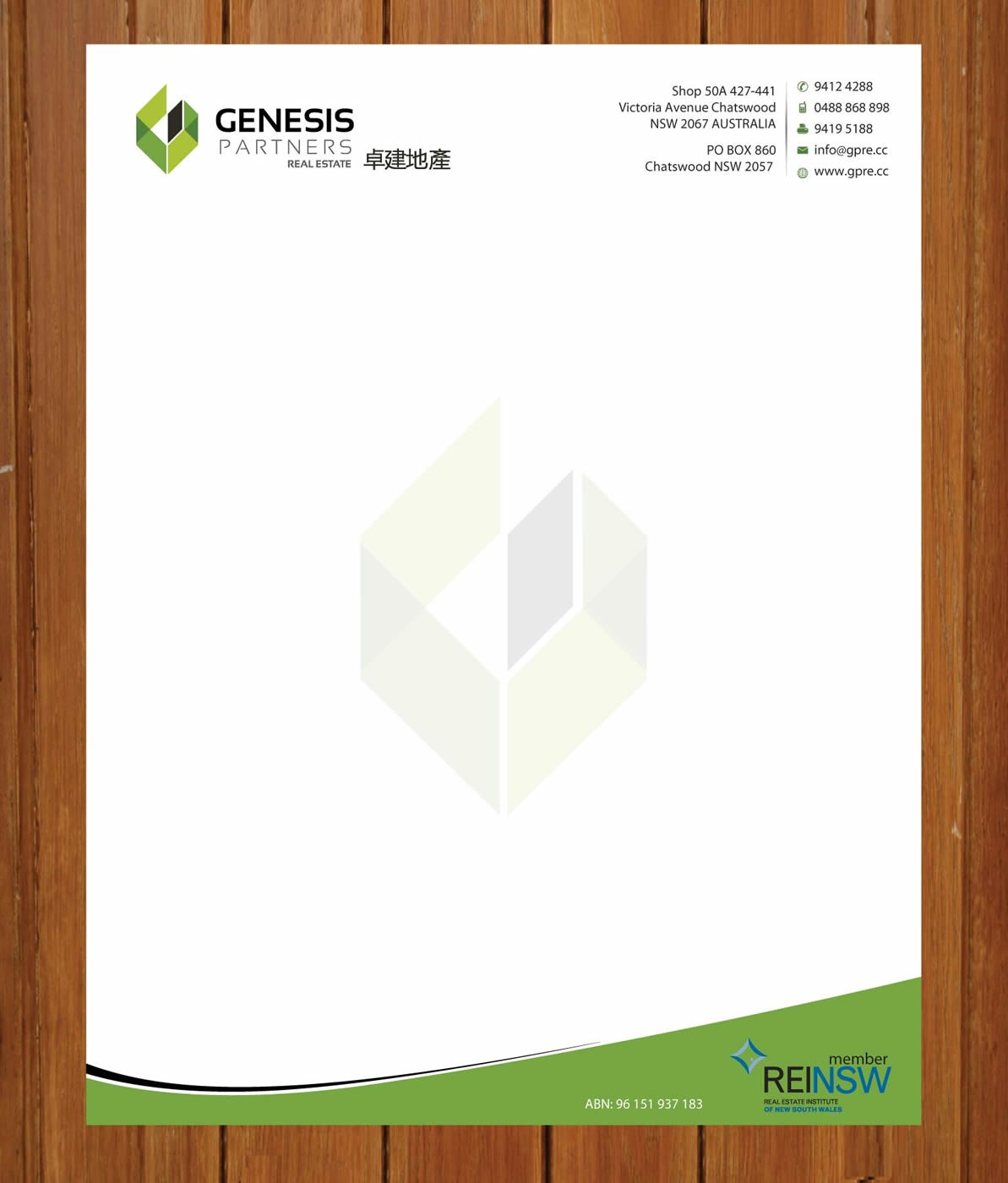 Letterhead Design · Letterhead Design  Business Letterhead Samples